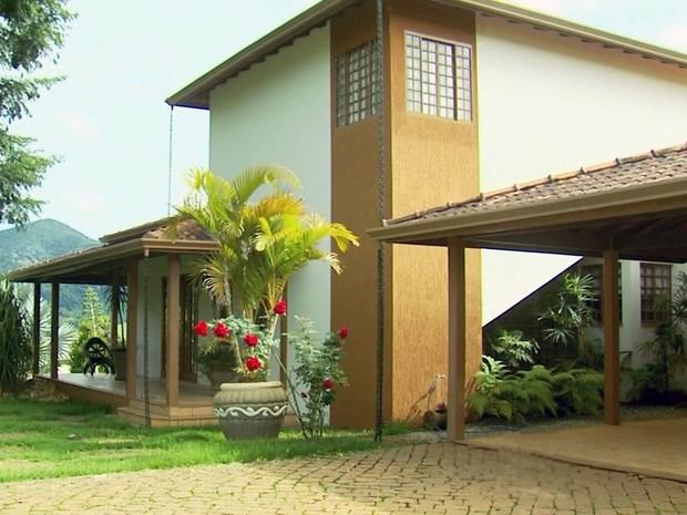 Aluguel de casas em Muzambinho e Santa Rita do Sapucaí varia de R$ 500 a R$ 12 mil (Foto: Reprodução EPTV)