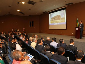 Apresentação das Propostas de Reestruturação dos Consórcios Interfederativos de Saúde (Foto: Manu Dias/GOVBA)