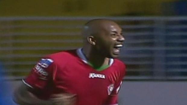 Toninho, do Boa Esporte (Foto: Reprodução Premiere)
