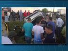 Três pessoas morrem em acidente entre Apucarana e Arapongas