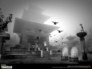 templo no nepal