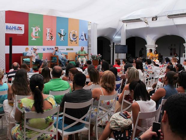 Flica neste sábado (16) (Foto: Egi Santana/Flica)