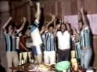 Rio Grande do Sul festeja o título ganho no Japão; confira (Reprodução)
