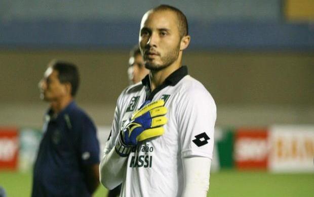 Pedro Henrique, goleiro do Goiás (Foto: Rosiron Rodrigues / Goiás E.C.)