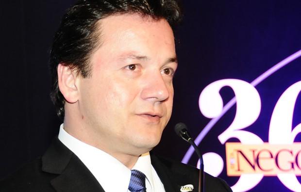Wesley Batista, acionista da J&F Investimentos e da JBS (Foto: SYLVIA GOSZTONYI)