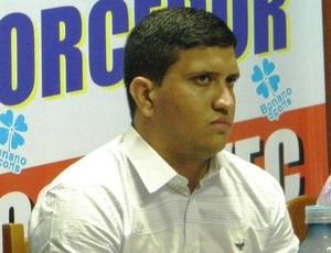 Henrique Barbosa desliga-se do União-MS (Foto: Arquivo pessoal)