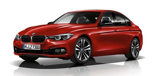 BMW Série 3 Edition Sport Line Shadow (Foto: Divulgação)