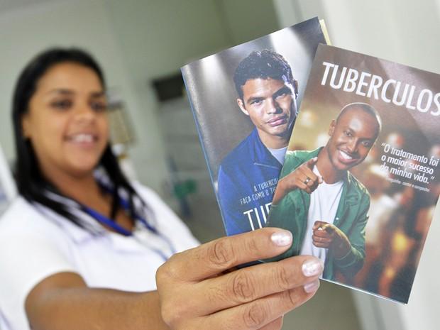 Campanha de Busca Ativa de Tuberculose em Poá (Foto: Julien Pereira/Prefeitura de Poá)