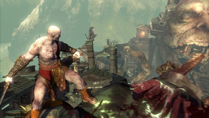 God of War: Ascension (Foto: Divulgação/Sony)