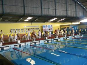 Parque aquático do Rádio Clube de Campo Grande (Foto: Divulgação/Rádio Clube)