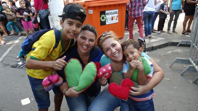 Ação do Coração 2014 (Foto: Eder Pin)