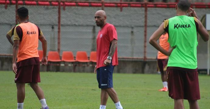 Edinho Treinador Mogi Mirim Sapo (Foto: Geraldo Bertanha / Mogi Mirim EC)