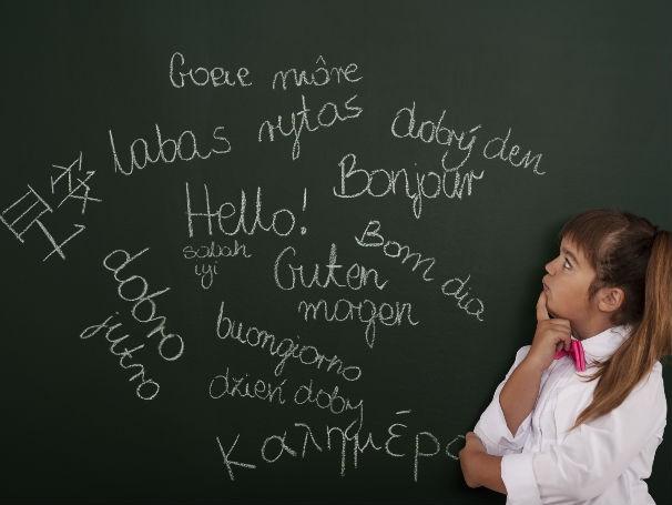 Crianças e novo idioma_606x455 (Foto: Thinkstock / Gettyimages)