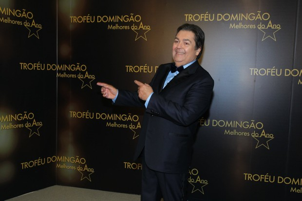 Fausto Silva (Foto: Delson Silva/AgNews)