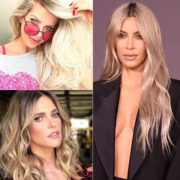 Trend: Blonde vibe (Foto: Reprodução/ Instagram; Getty Images)