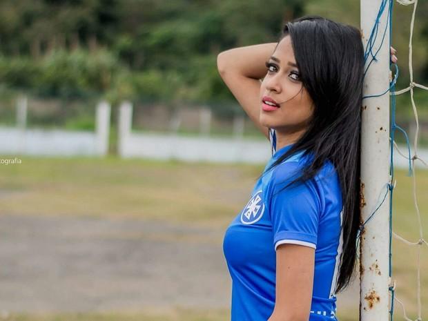 Gabriela Monsores (Foto: Gusttavo Lacerda)
