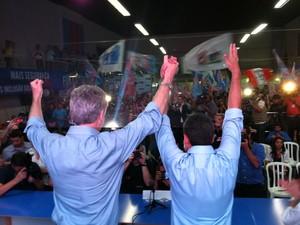 fortunati reeleição prefeito porto alegre (Foto: Luiza Carneiro/G1)