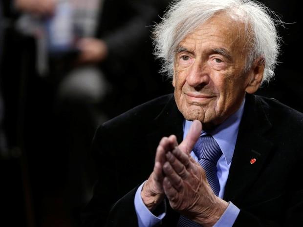 Elie Wiesel (Foto: Reuters / Gary Cameron)