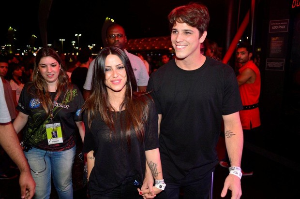 Cleo Pires (Foto: Andre Muzell / AgNews)