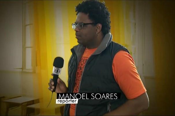 Manoel Soares no Profissão Repórter (Foto: Reprodução/RBS TV)