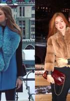 Marina Ruy Barbosa esbanja estilo em viagem à Suíça; veja os looks da atriz