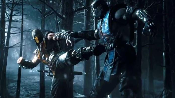 A eterna luta entre Scorpion e Sub-Zero continuará em Mortal Kombat X (Foto: geekexchange.com) (Foto: A eterna luta entre Scorpion e Sub-Zero continuará em Mortal Kombat X (Foto: geekexchange.com))