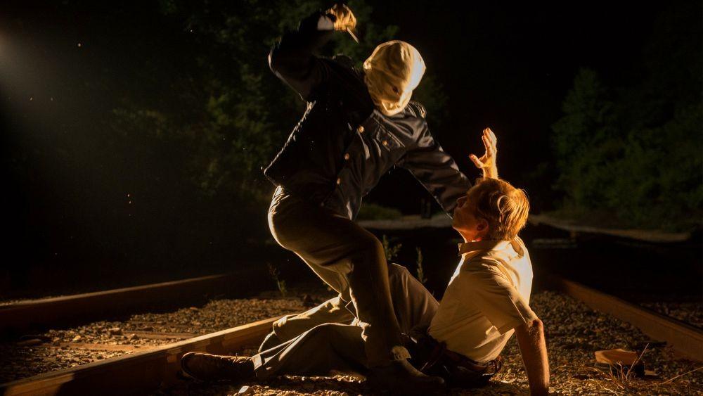 Assassino Invisvel (Foto: Divulgao)