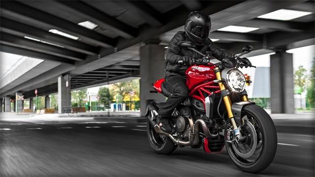Ducati Monster 1200 S (Foto: divulgação)