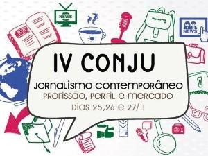 Conju vai ter apresentação de trabalhos, mini cursos, mesas redondas e outras atividades na programação (Foto: Divulgação/Conju)