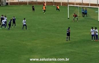 Em preparação intensa, Luziânia derrota o Santa Maria em jogo treino