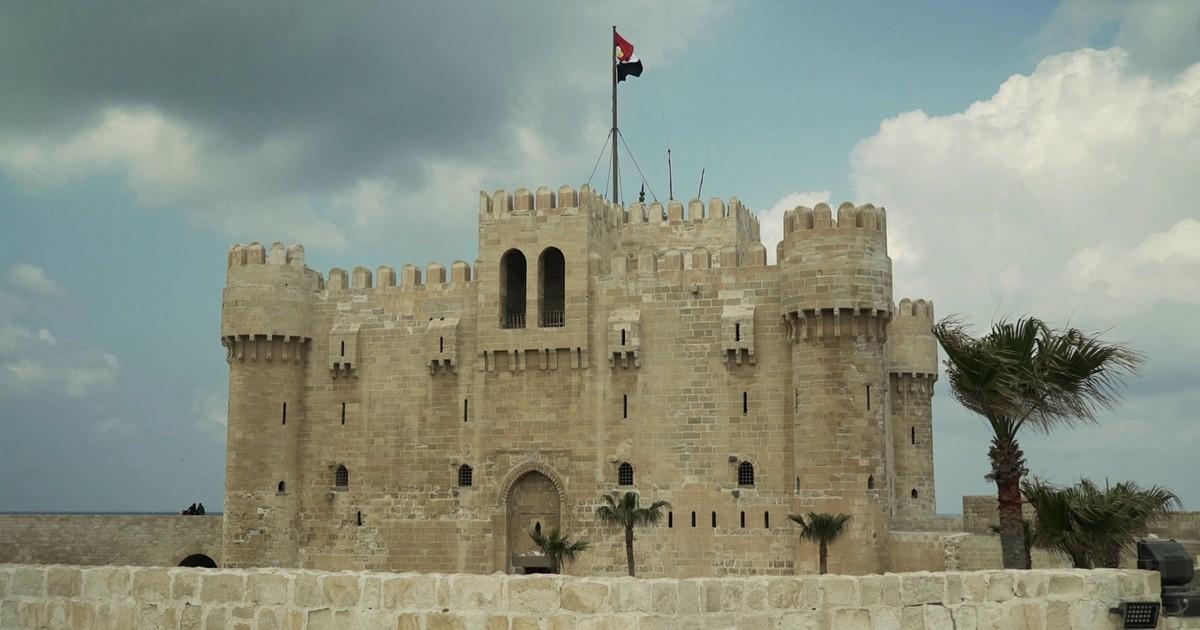 Explore fortaleza feita sobre ruínas de uma das Maravilhas do Mundo Antigo