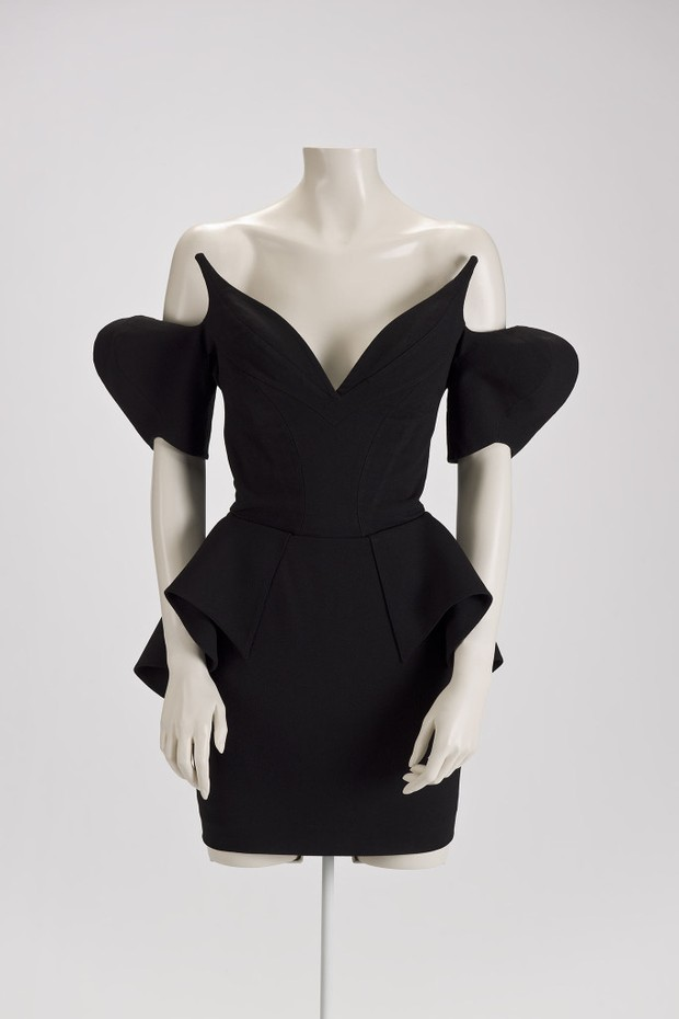A Little Black Dress by Thierry Mugler, 1981. (Foto: Courtesy Photo)