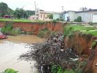 Desbarrancamentos são sinalizados em comunidades ribeirinhas de RO