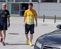 Auxiliar do Barça reforça o mistério sobre Messi: 'Veremos como evolui'