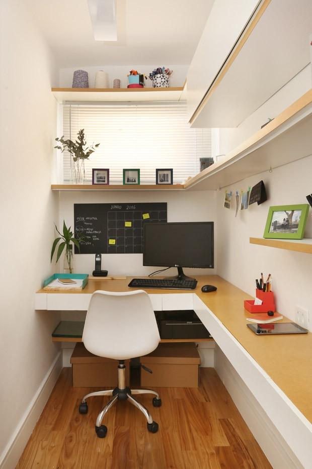 Apartamento de 85m²  é integrado e muito bem dividido     (Foto: Divulgação)