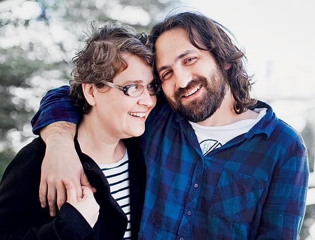 Lucia e Ricardo: o desgaste aconteceu após ela adoecer  (Foto: Alice de Menezes Toscani)