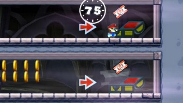 Super Mario Run: as fases bônus também podem dar tíquetes (Foto: Reprodução / Thomas Schulze)