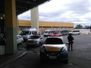 Fiscalização na ANTT na rodoviária de Petrolina (Foto: Divulgação/ANTT)