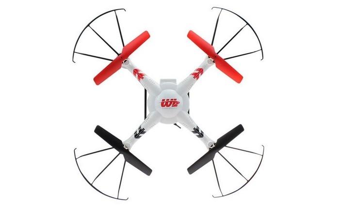 Drone V686k com câmera (Foto: Divulgação/Wltoys)