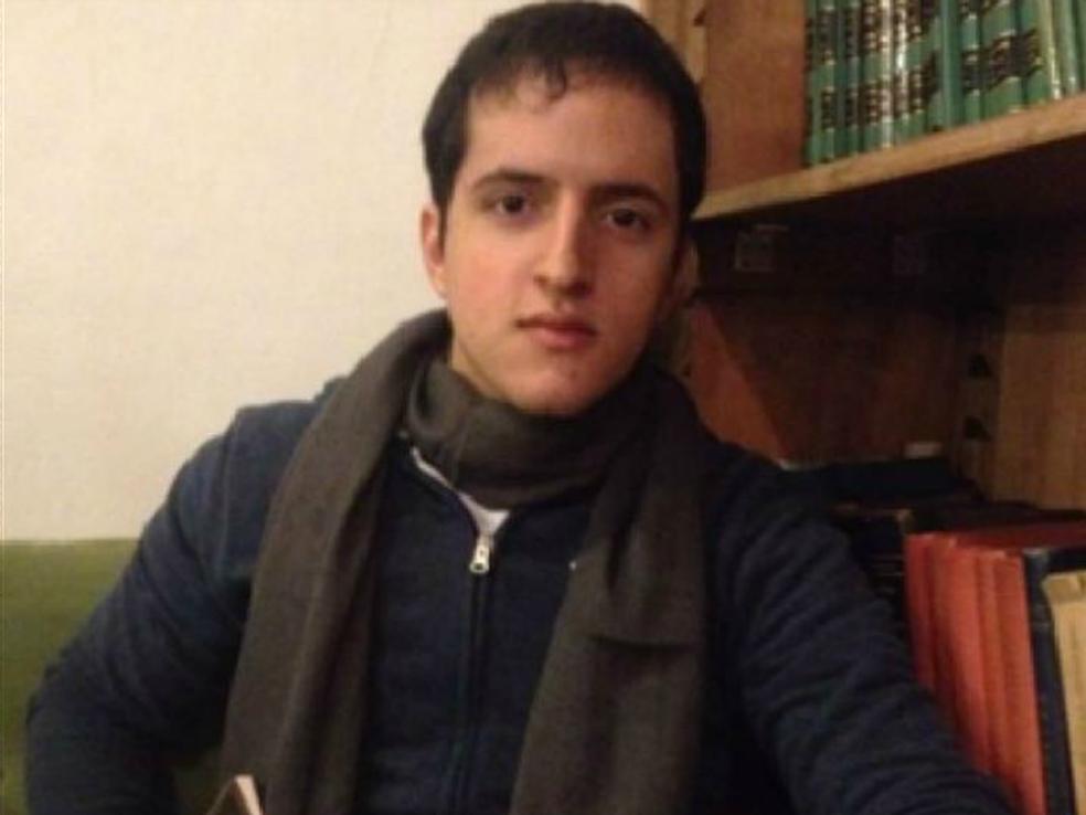 Bruno Borges, de 25 anos ,está desaparecido desde o dia 27 de março (Foto: Arquivo Pessoal)
