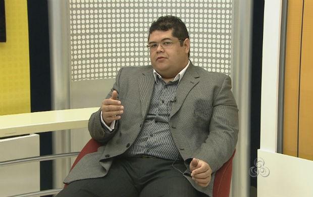 Advogado Auriney Brito (Foto: Reprodução/TV Amapá)