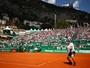 Após um mês afastado, Murray volta com vitória na estreia em Monte Carlo