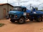 No Ceará, parte de água distribuída em carros-pipa está contaminada