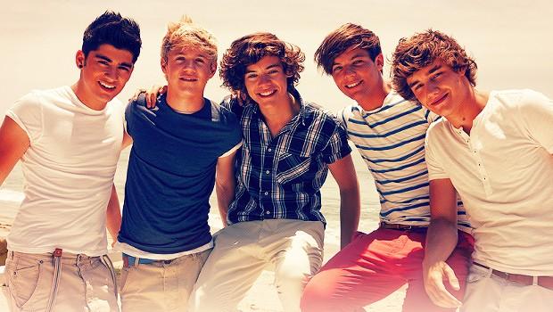 One Direction (Foto: Reprodução)