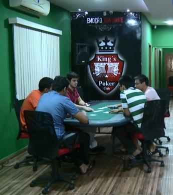 King's Poker Club é a primeira casa de poker do estado de Roraima (Foto: Divulgação/Rede Amazonica RR)