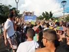 Bloco da Maricota agita o segundo dia de carnaval em São Luiz do Paraitinga
