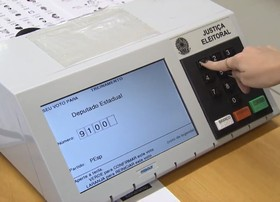 Número de eleitores em SP cresce 2,4% (Reprodução/G1)