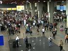 Greve no Chile afeta voos de companhias aéreas brasileiras