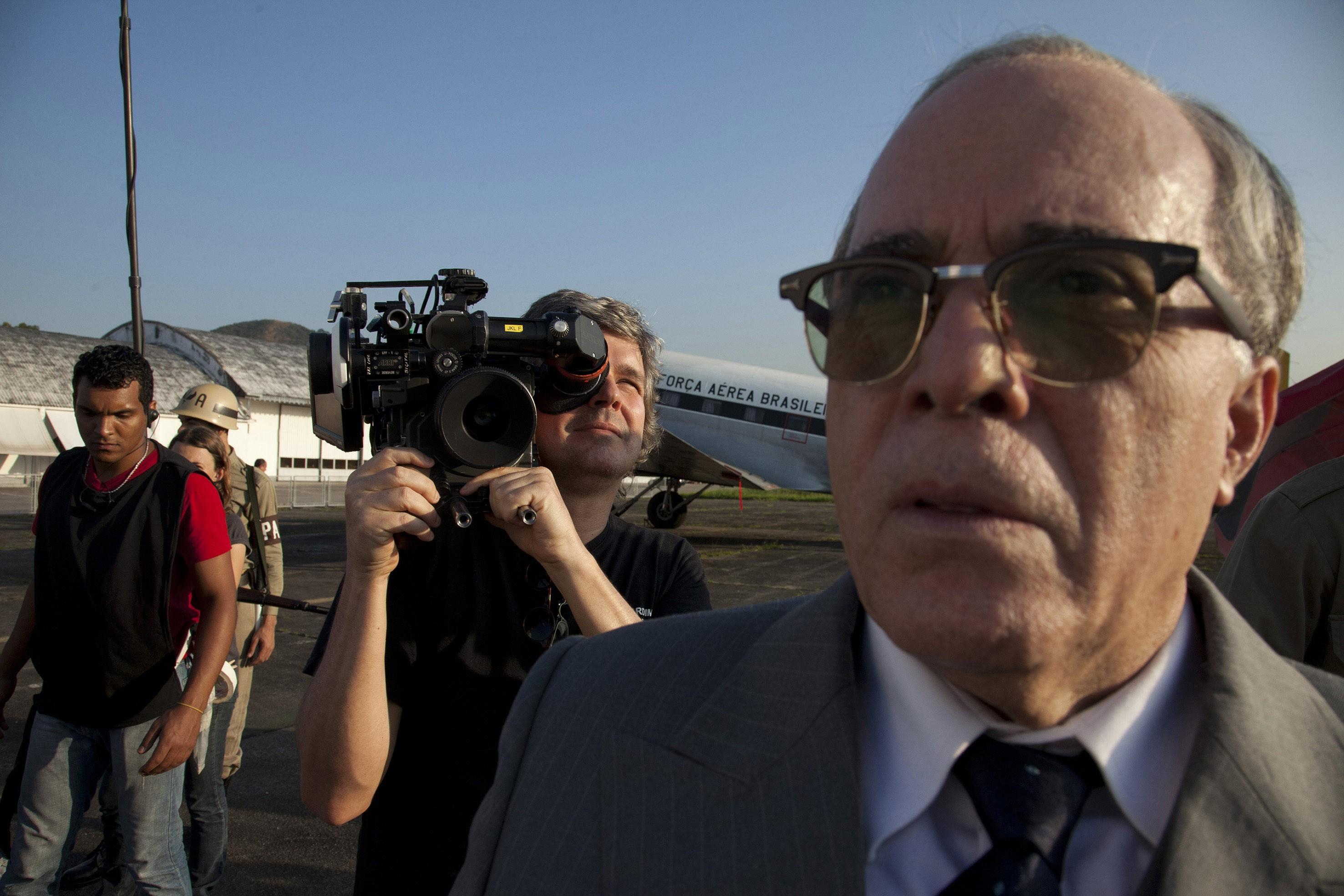 Tony Ramos como Getúlio Vargas no filme sobre o presidente (Foto: Divulgação )