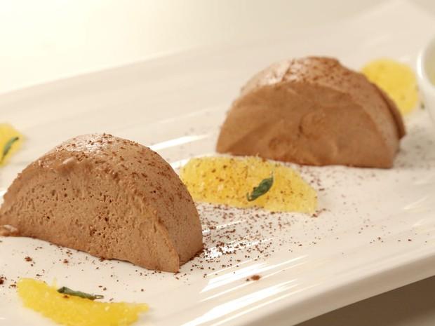 Que Seja Doce - EP 11 - Paifait gelado de chocolate (Foto: GNT/Adalberto Pygmeu)